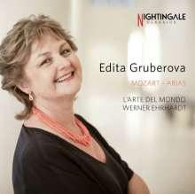 Edita Gruberova singt Mozart-Arien, CD