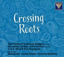 Ralf Siedhoff & Manuel Delgado: Crossing Roots, CD