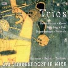 Ein Jahrhundert in Wien, CD