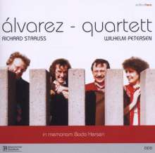 Richard Strauss (1864-1949): Klavierquartett op.13, 2 CDs