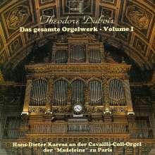 Theodore Dubois (1837-1924): Das Orgelwerk I, CD