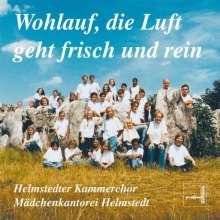 Mädchenkantorei Helmstedt - Volkslieder, CD