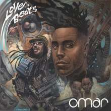 Omar: Love In Beats, CD