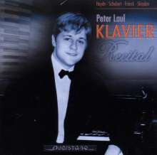 Peter Laul,Klavier, CD