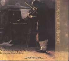 Ludwig van Beethoven (1770-1827): Streichtrios Nr.3-5 (op.9 Nr.1-3), CD