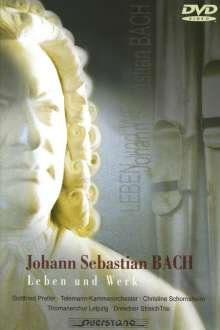 Johann Sebastian Bach (1685-1750): Bach - Leben & Werk auf DVD, DVD