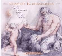 Leipziger Barocksolisten, CD