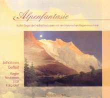 Johannes Geffert - Alpenfantasie, CD