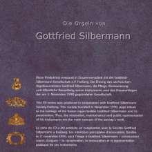Die Orgeln von Gottfried Silbermann Vol.5-8, 4 CDs