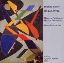 Eberhard Böttcher (geb. 1934): Fantasia Sinfonica, CD