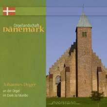 Johannes Unger - Orgellandschaft Dänemark Vol.2, CD