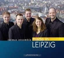 Calmus Ensemble - Made in Leipzig, CD