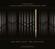 Ullrich Böhme - Der späte Bach, CD
