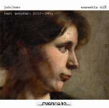 Karl Goepfart (1859-1942): Kammermusik für Bläser & Klavier, CD