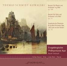 Thomas Schmidt-Kowalski (1949-2013): Klavierkonzert g-moll op.108, CD