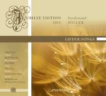 Ferdinand Hiller (1811-1885): Lieder, CD