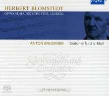 Anton Bruckner (1824-1896): Symphonie Nr.3, SACD