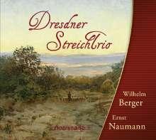 Ernst Naumann (1832-1910): Streichtrio op.12, CD