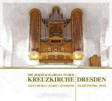 Die Jehmlich-Orgel in der Kreuzkirche Dresden, CD