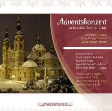 Adventskonzert im barocken Dom zu Fulda, 2 CDs