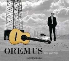 Jens-Uwe Popp - Oremus, CD