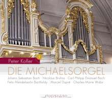 Peter Kofler - Die Michaelsorgel, CD
