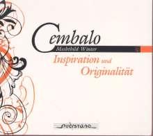 Mechthild Winter - Cembalo - Inspiration & Originalität, CD