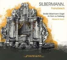 Silbermann Französisch, CD
