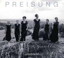 Sjaella - Preisung, CD