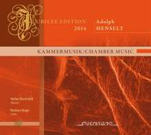 Adolph Henselt (1814-1889): Duo für Cello & Klavier op.14, CD