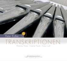 Peter Kofler - Transkriptionen, CD