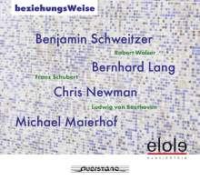 Elole Piano Trio - BeziehungsWeise, CD
