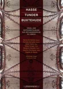 Hasse / Tunder / Buxtehude - Vokal- & Instrumentalmusik aus der Marienkirche Lübeck, CD