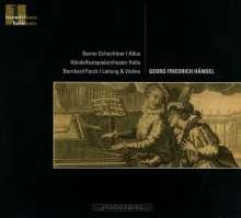 Georg Friedrich Händel (1685-1759): Haendeliana Hallensis 1, CD