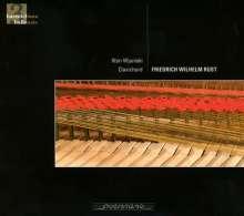 Friedrich Wilhelm Rust (1739-1796): Klaviersonaten Nr.1-12, 3 CDs