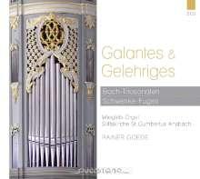 Johann Sebastian Bach (1685-1750): Triosonaten BWV 525-530, 2 CDs