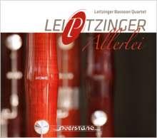 Leitzinger Bassoon Quartet - Lei(p)tzinger Allerlei, CD