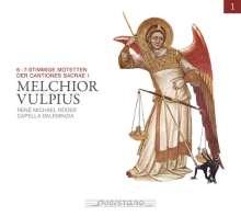 Melchior Vulpius (1570-1615): Cantiones Sacrae I, 2 CDs