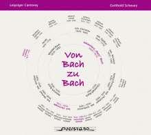 Von Bach zu Bach - Motetten der Bach-Familie, CD