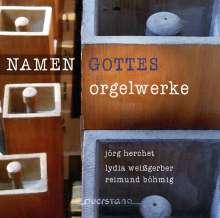 Im Namen Gottes - Orgelwerke, 2 CDs