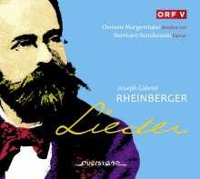Josef Rheinberger (1839-1901): Lieder, CD