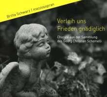 Britta Schwarz - Verleih uns Frieden gnädiglich, CD
