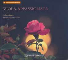 Juliane Laake - Viola Appassionata, CD