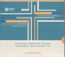 "Felix Mendelssohn Bartholdy (1809-1847): Symphonie Nr.5 ""Reformation"", CD"