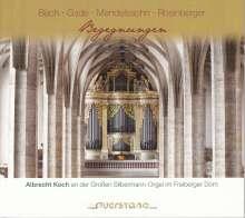 Albrecht Koch - Begegnungen, CD