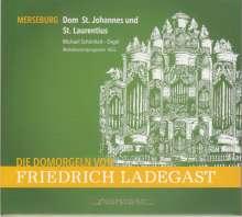 Die Domorgeln von Friedrich Ladegast, CD