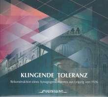 Klingende Toleranz, CD