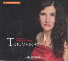 Juliane Laake - Triumvirat, CD