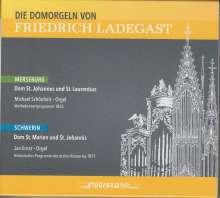Die Domorgeln von Friedrich Ladegast, 2 CDs