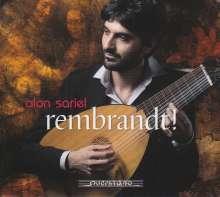 Alon Sariel - Rembrandt!, CD